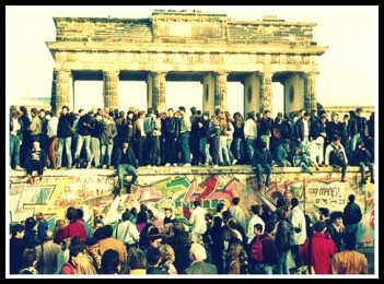 MURO DE BERLIM FOTO AP