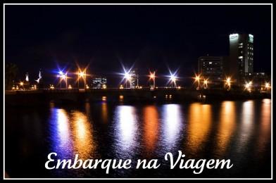 Ponte Maurício de Nassau Hugo Acioly Embarque na Viagem