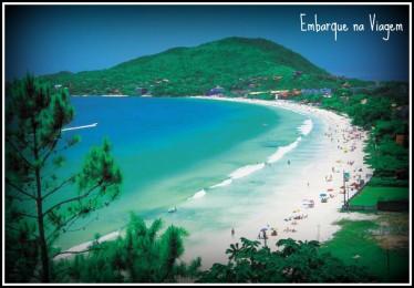 Praia de Bombinhas Embarque na Viagem