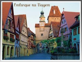 Rothenburg Embarque na Viagem
