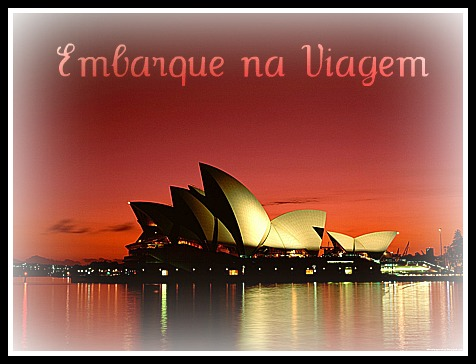 Sydney Austrália - Embarque na Viagem
