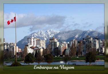 Vancouver Embarque na Viagem