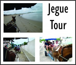 Jegue tour Galinhos