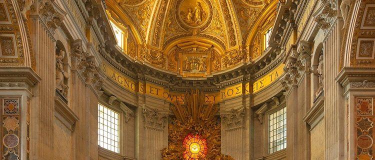 Um dia no Vaticano e na Basílica de São Pedro 1