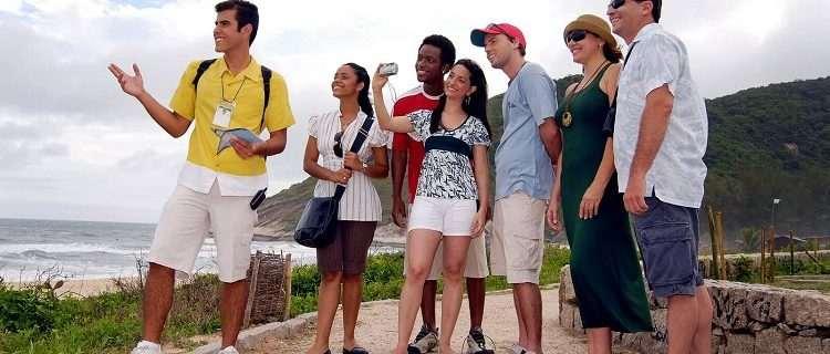 Número de turistas estrangeiros no Brasil cresce no primeiro semestre 1