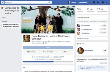 Rising Malawi: Madonna lança campanha para crianças carentes 7
