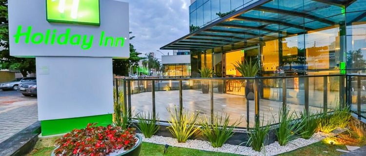 Holiday inn goiânia