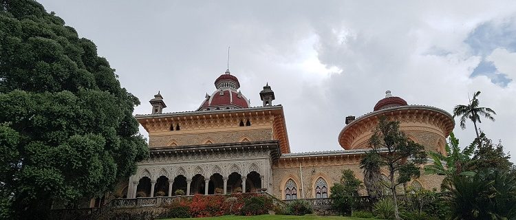 Palácio de Monserrate: um exemplar da arquitetura romântica em Portugal 9