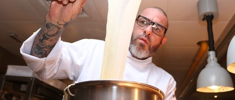 Convento do Espinheiro recebe Chef Henrique Fogaça em evento Enogastronômico 1