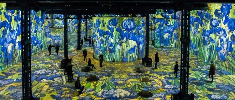 """Paris: Exposição digital """"Van Gogh, Starry Night"""" passeia pelas obras do artista 5"""