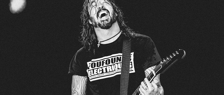 Foo Fighters faz homenagem ao Rock in Rio de 1985 4
