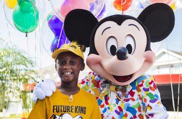 Criança desiste de ir à Disney para ajudar desabrigados do furacão Dorian 5