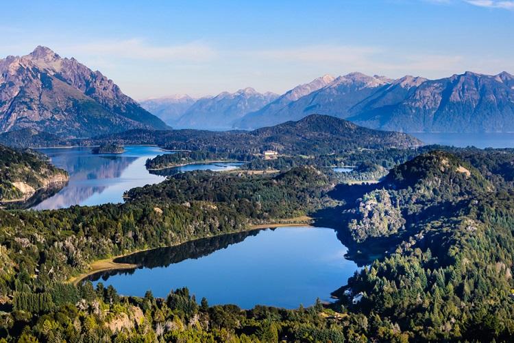 férias em  Bariloche