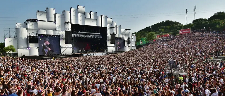 Venda internacional dos ingressos para o Rock in Rio Lisboa começa hoje 2