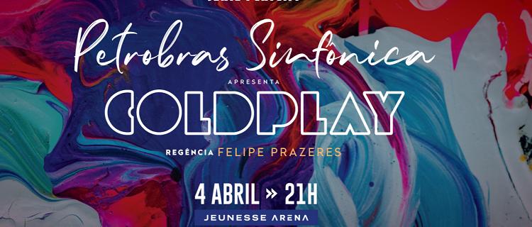 Coldplay Sinfônico   Orquestra Petrobras apresenta Série Playlist 1