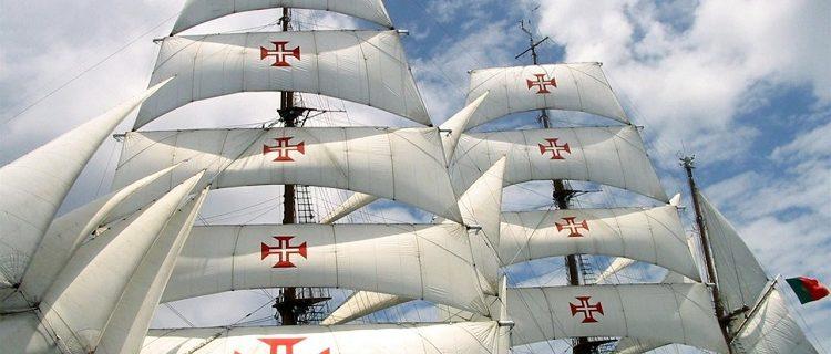 Navio português aporta no Rio de Janeiro com visitação aberta ao público 1
