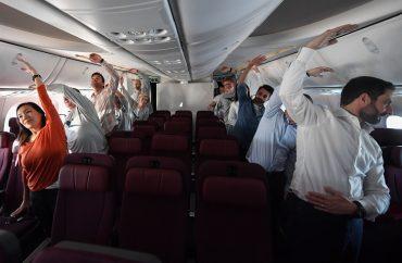 Dicas para evitar desconforto em voos longos 7