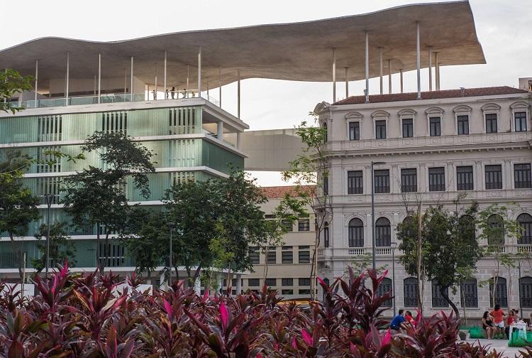 Museu de Arte do Rio reabre