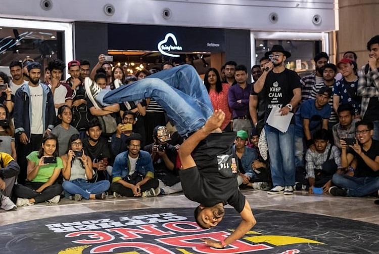 dança de rua