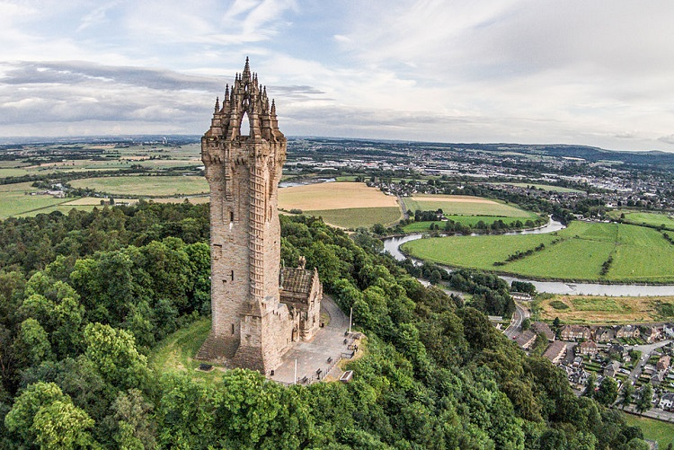 viajar pela Escócia
