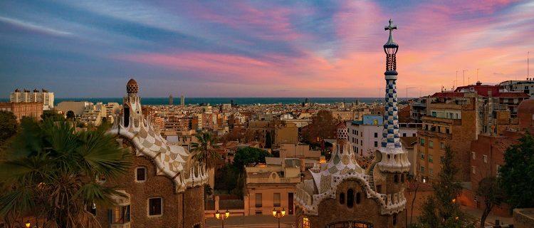 turistas barcelona