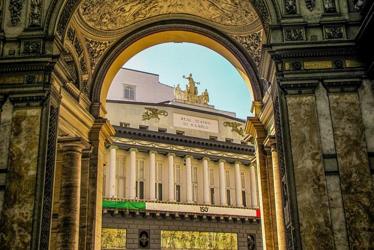 viagem pela Itália
