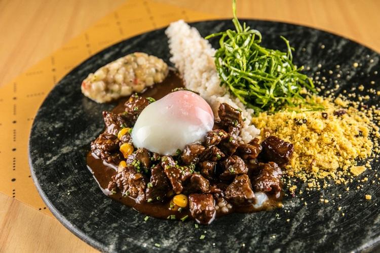 pratos em homenagem ao Rio