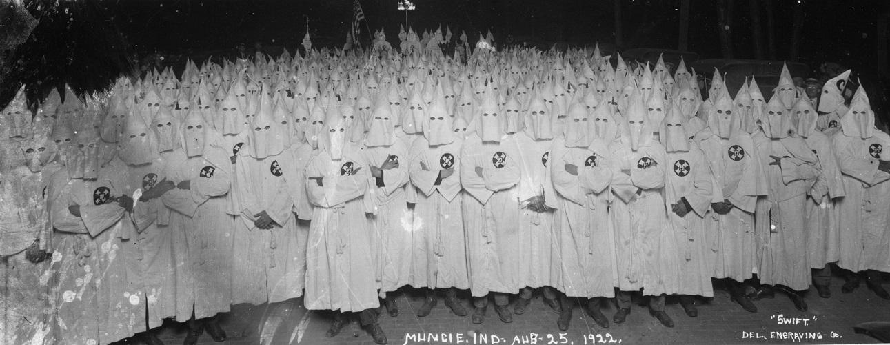 história da Ku Klux Klan