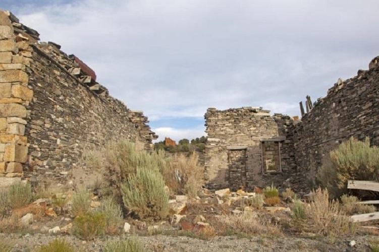 6 cidades fantasma no estado de Nevada