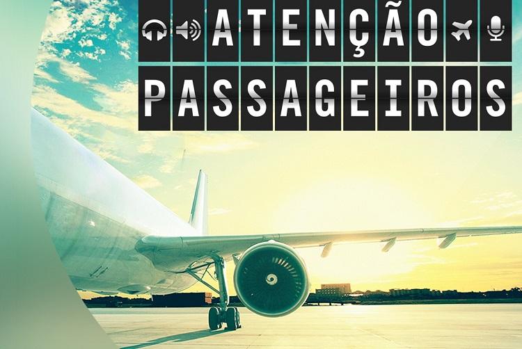 Atenção, passageiros!