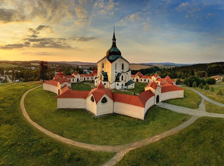 atrações curiosas na República Tcheca