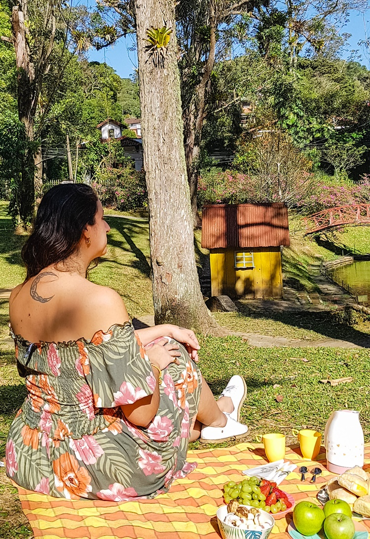 passeios para curtir a natureza em Petrópolis