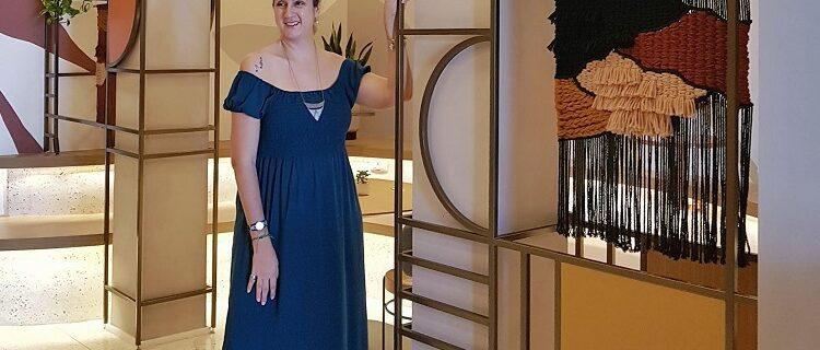 Mercure Rio Boutique Hotel Copacabana, que reabriu suas portas totalmente repaginado com um novo conceito de hotel boutique