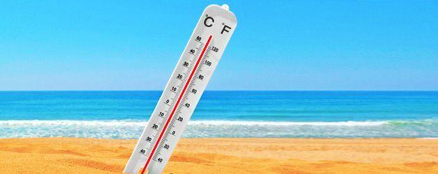 Em dias de sensação térmica de 55º... 2