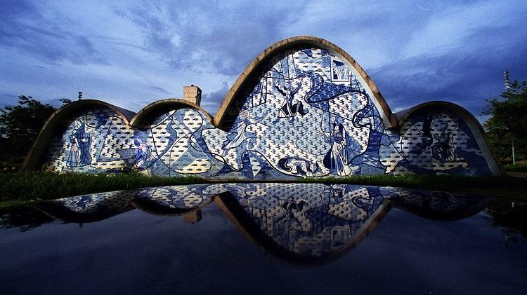 igrejas mais bonitas do Brasil