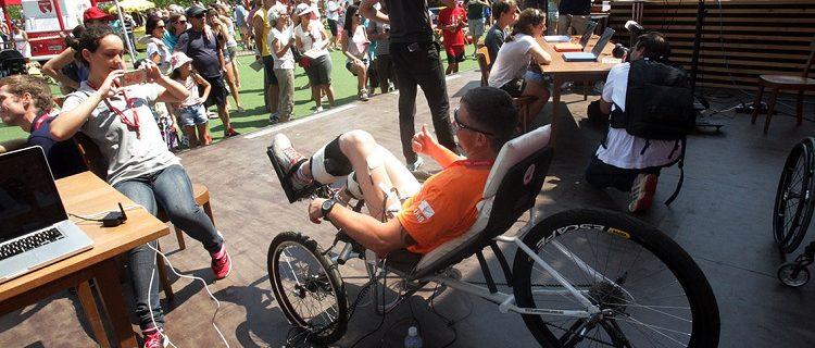 Baixo Suíça reabre com debates e tecnologia para deficientes 2
