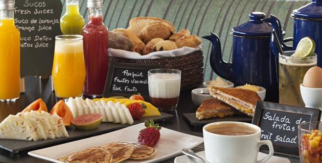 Novidade gostosa no café da manhã do Bar D'Hotel 1