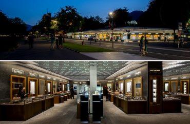 Kirchhofer Casino Gallery reúne os mais luxuosos relógios da Suíça 11