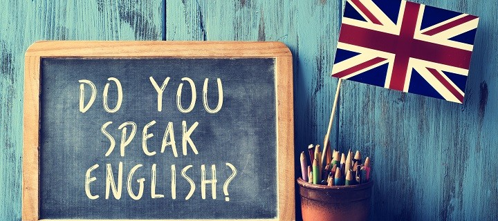 A língua oficial do turismo no mundo inteiro é o inglês 6