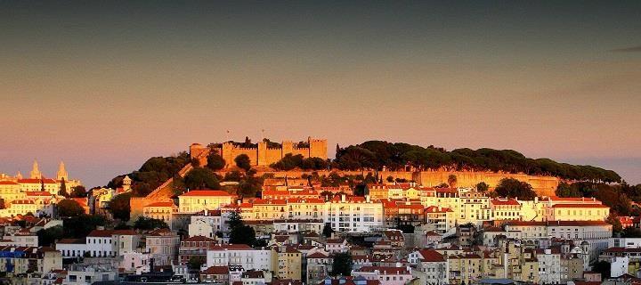 Conheça o Castelo de São Jorge em Lisboa 7