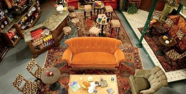 """Central Perk - a cafeteria da série Friends vai """"reabrir"""" 11"""