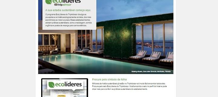 Status de EcoLíderes é concedido aos hotéis com padrões de sustentabilidade 7