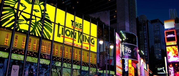 Os melhores musicais em cartaz na Broadway 1