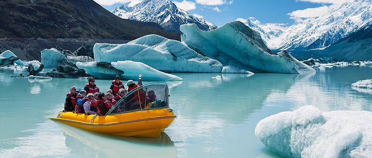 Visitar uma geleira na Nova Zelândia é mais fácil do que se pensa 13