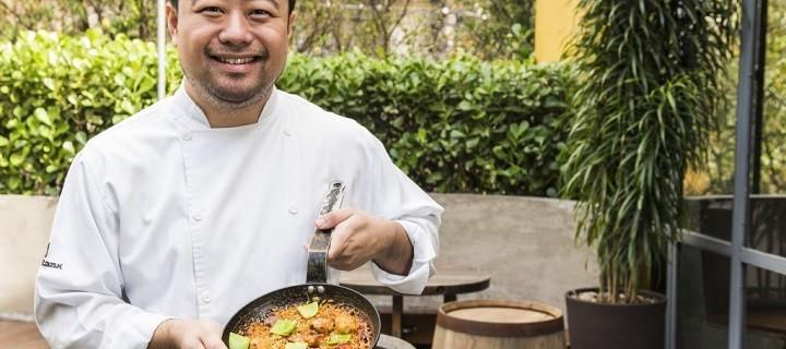 Paella Fest do Venga terá a participação do premiado chef Flávio Miyamura 2