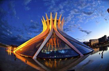 Brasília completará 60 anos em abril 13