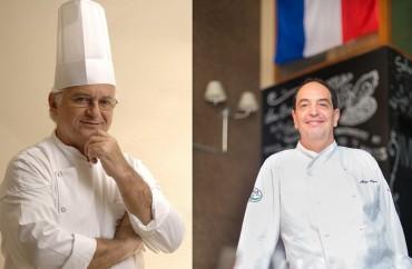 Chef Jean Yves Poirey recebe encontro de chefs no Skylab 8